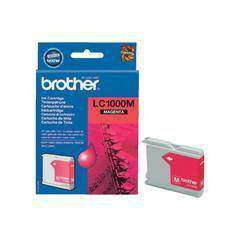 Brother LC1000M Magenta Ink